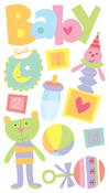 Fun Baby Stickers - EK Success