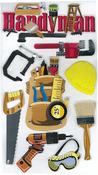 Handyman Stickers - EK Success