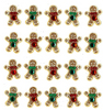 Gingerbread Repeats Stickers - Jolee's Boutique By EK Success