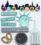 New York Stickers - Jolee's Boutique By EK Success
