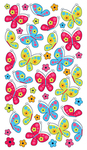 Spicy Butterflies Stickers - Sticko
