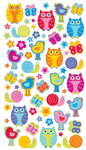 Hoots And Tweets Stickers - Sticko