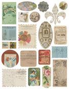 General Store Cardstock Stickers - Melissa Frances