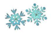Snowflakes #3 Sizzix Originals Die - Rachael Bright