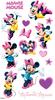 Minnie Mouse Disney Stickers