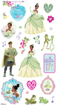 Princess And The Frog Disney Stickers