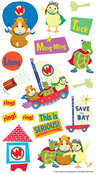 Wonder Pets Save The Day Stickers - EK Success