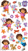 Dora Mix Sticko Stickers