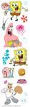 Spongebob And Gary Stickers