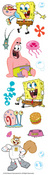 Spongebob And Gary Stickers