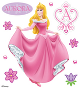Aurora Disney Stickers