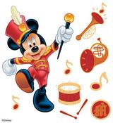 Mickey Parade Disney Stickers - EK Success
