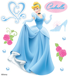 Cinderella Disney Stickers - EK Success