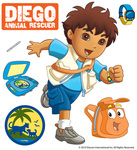 Diego Stickers - EK Success
