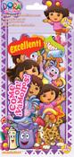 Dora Mix Chipboard Pieces - EK Success