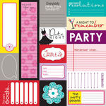 Blurbs Stickers - Socialite By Bella Blvd