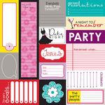 Blurbs Stickers - Socialite By Bella Blvd