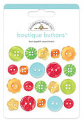 Bon Appe`tit Boutique Buttons - Doodlebug Design