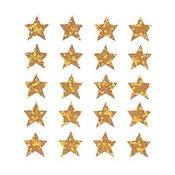 Gold Stars Stickers