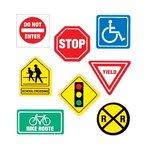 Road Signs Stickers - SandyLion