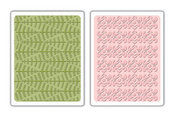 Evergreen & Snow Flowers Sizzix Textured Impressions Embossing Folders