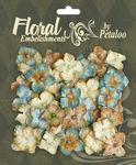 Blue Velvet Hydrangeas - Chantilly Collection By Petaloo