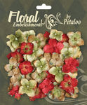 Red Velvet Hydrangeas - Chantilly Collection By Petaloo