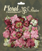 Rose Velvet Hydrangeas - Chantilly Collection By Petaloo