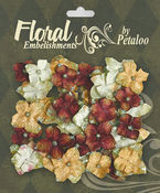 Maroon Velvet Hydrangeas - Chantilly Collection By Petaloo
