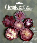 Lilac/Purple Mixed Blooms - Chantilly Collection By Petaloo