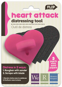 Heart Attack Distressing Tool - We R Memory Keepers