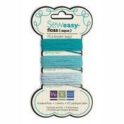 Aqua SewEasy Floss - We R Memory Keepers