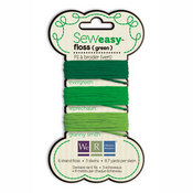 Green SewEasy Floss - We R Memory Keepers