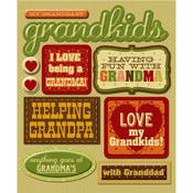 Grandkids Stickers