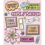 Girlfriend Stickers