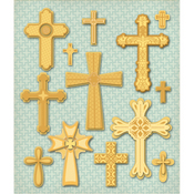 Crosses Stickers