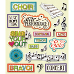Choir Stickers