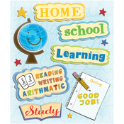 Home School Stickers