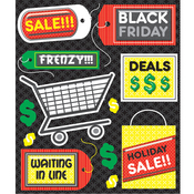 Black Friday Stickers