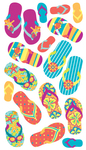 Flip Floppin' Sticko Stickers
