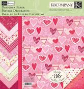 Valentine Designer Paper Pad