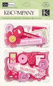 Valentine Icon Layered Accents