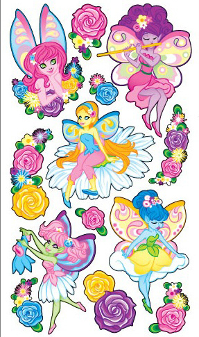 Fairy Sticko Stickers