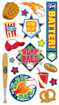 Play Ball Sticko Stickers