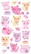 Kitty Cats Sticko Stickers