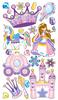 Princess Sticko Stickers