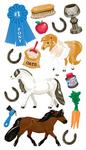 Pony Show Sticko Stickers