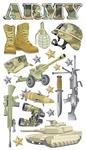 Army Sticko Stickers