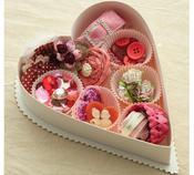 Je t'Adore Embellishment Box - Making Memories