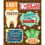 Losing A Tooth Stickers